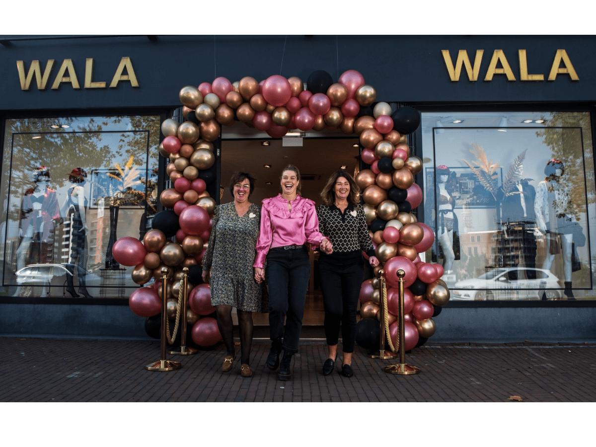 Wala Lingerie & Mode 60 jaar!